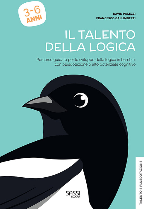 Il Talento della Logica - Libro per bambini plusdotati e ad alto potenziale cognitivo   Mentecomportamento   Associazione di psicoterapeuti cognitivo-comportamentali