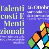 Talenti nascosti e menti eccezionali: Convegno sulla Plusdotazione e l'Alto Potenziale Cognitivo